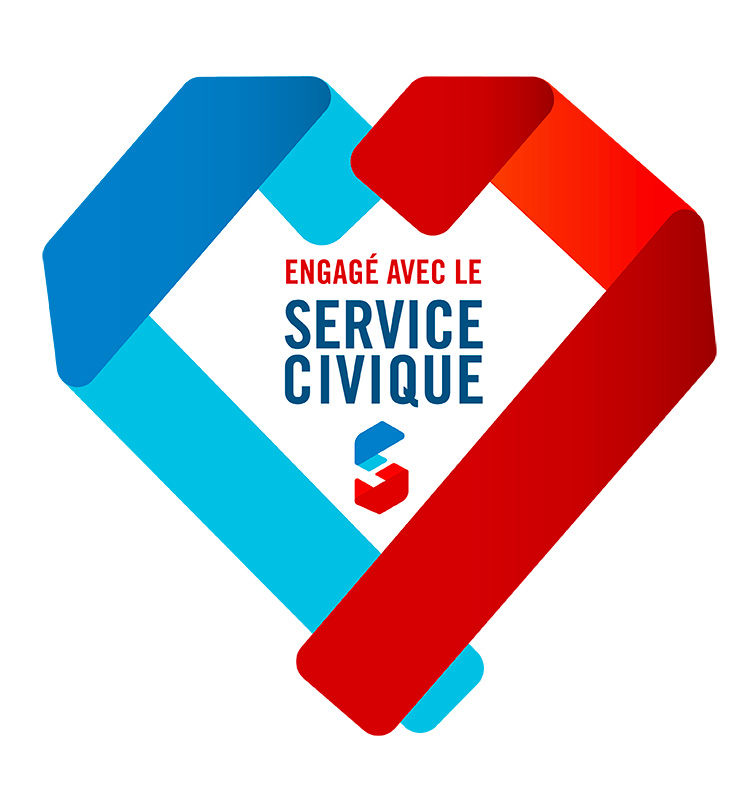 Logo - Service Civique